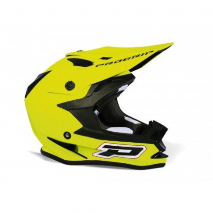 Progrip 3191 ABS Helmet Fluorescent Yellow